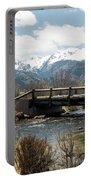 Colorado - Rocky Mountain National Park 03 Portable Battery Charger