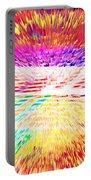 Colorburst Landscape Portable Battery Charger