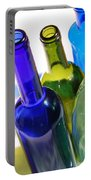 Colored Bottles Portable Battery Charger