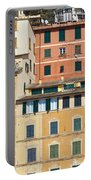 Colored Italian Facades Portable Battery Charger