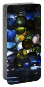 Colored Stones Of Light Portable Battery Charger