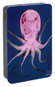 Colored X-ray Of An Unidentified Octopus Portable Battery Charger