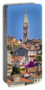 Colorful Adriatic Town Of Losinj Portable Battery Charger