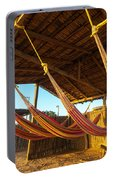 Colorful Beach Hammocks Portable Battery Charger
