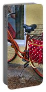 Colorful Bike Portable Battery Charger