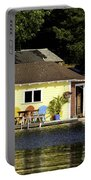 Colorful Boathouse Portable Battery Charger
