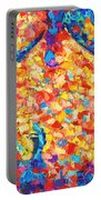 Colorful Bodyscape 1 Portable Battery Charger