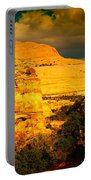 Colorful Capital Reef Portable Battery Charger by Jeff Swan