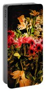 Colorful Cut Flowers - V3 Portable Battery Charger