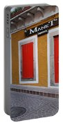 Colorful Doors Guanajuato Mexico Portable Battery Charger