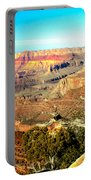 Colorful Grand Canyon Portable Battery Charger
