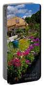 Colorful Greenhouse Portable Battery Charger