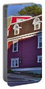Colorful Homes In Saint John's-nl Portable Battery Charger