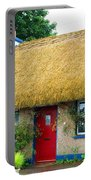 Colorful Irish Cottage Portable Battery Charger