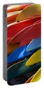 Colorful Kayaks Portable Battery Charger