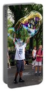 Colorful Large Bubbles Portable Battery Charger