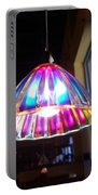 Colorful Light  Portable Battery Charger