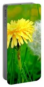 Colorful Macro Portable Battery Charger