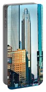 Colorful Minneapolis  Portable Battery Charger