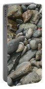 Colorful Ocean Rocks Portable Battery Charger