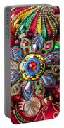 Colorful Ornaments Portable Battery Charger