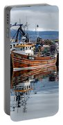 Colorful Reflections Portable Battery Charger by Lois Bryan