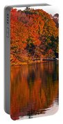 Colorful Shores Portable Battery Charger