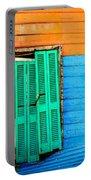 Colorful Slum Portable Battery Charger
