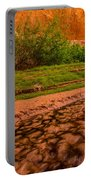Colorful Streambed - Coyote Gulch - Utah Portable Battery Charger