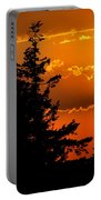Colorful Sunset II Portable Battery Charger
