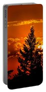 Colorful Sunset IIl Portable Battery Charger