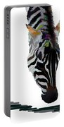 Colorful Zebra 2 Portable Battery Charger
