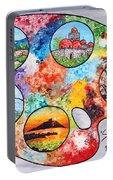 Colori Di Sicilia Portable Battery Charger