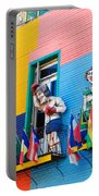Colors And Statues Portable Battery Charger