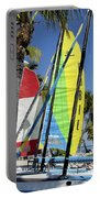 Key West Sail Colors Portable Battery Charger