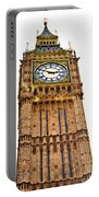 Colors Of Big Ben Portable Battery Charger