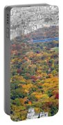 Colors Of Central Park Portable Battery Charger