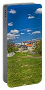 Colors Of Gospic Capital Of Lika Portable Battery Charger