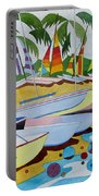 Colors Of Kauai Portable Battery Charger