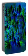 Colors Of The Night Portable Battery Charger