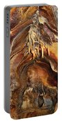 Colors Of The Ohio Caverns Portable Battery Charger