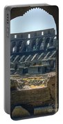 Colosseum Arch Portable Battery Charger