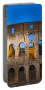 Colosseum  Portable Battery Charger by Mats Silvan