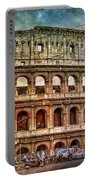 Colosseum Rome Portable Battery Charger