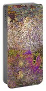 Colourful Almond Trees Portable Battery Charger