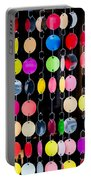 Colourful Circles Portable Battery Charger