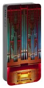 Colourful Organ Portable Battery Charger