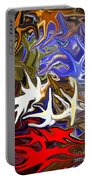Colours Melting 3 Portable Battery Charger