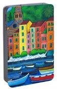 Colours Of Portofino Portable Battery Charger
