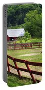 Colts On A Farm Portable Battery Charger